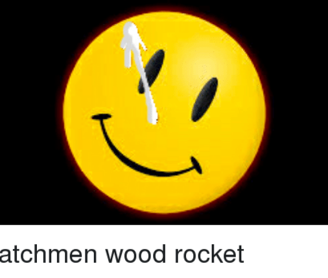Watchmen Im Going To Hell For This And Universe Watchmen Wood Rocket