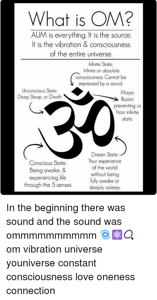What Is OM? AUM Is Everything Is the Source It Is the