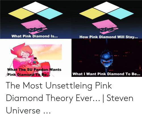 what pink diamond is