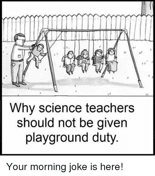 why science teachers should