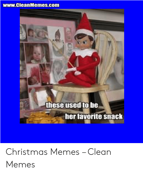 Clean Christmas Memes : clean, christmas, memes, WWWCleanMemescom, These, Favorite, Snack, Christmas, Memes, Clean, ME.ME