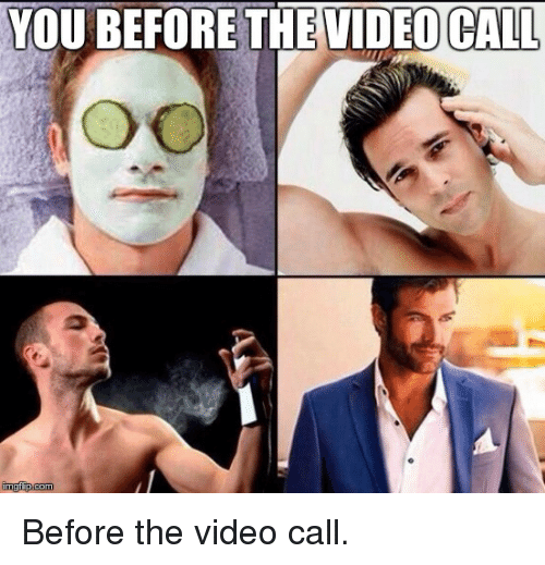 Image result for video calls funny