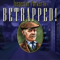 Inspector Parker in Betrapped! Windows Front Cover