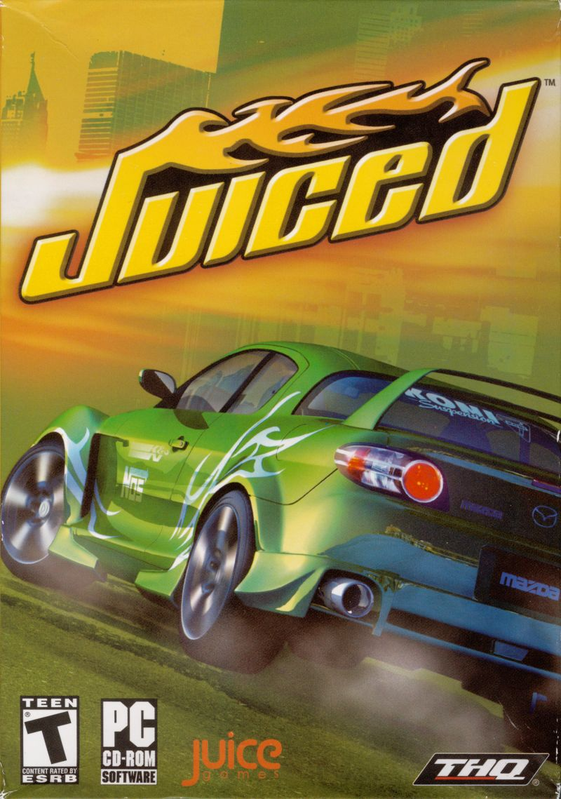 Juiced Cover