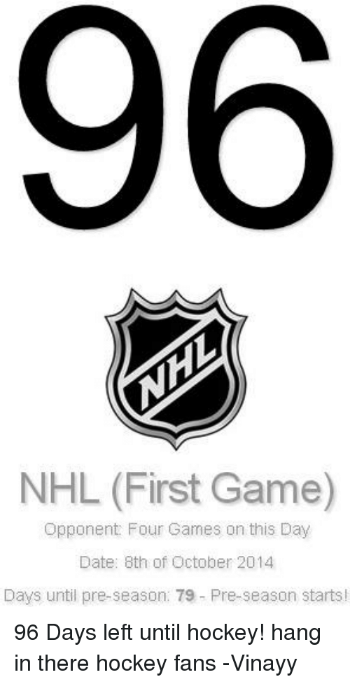 25+ Best Memes About National Hockey League (NHL