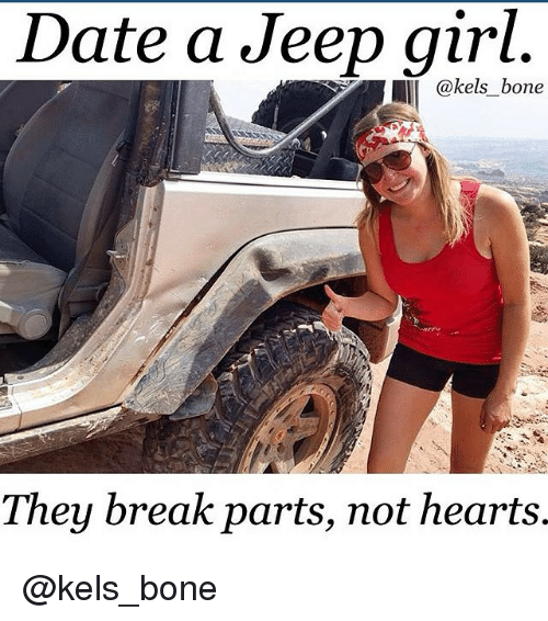 25 Best Memes About Jeep Girl Jeep Girl Memes