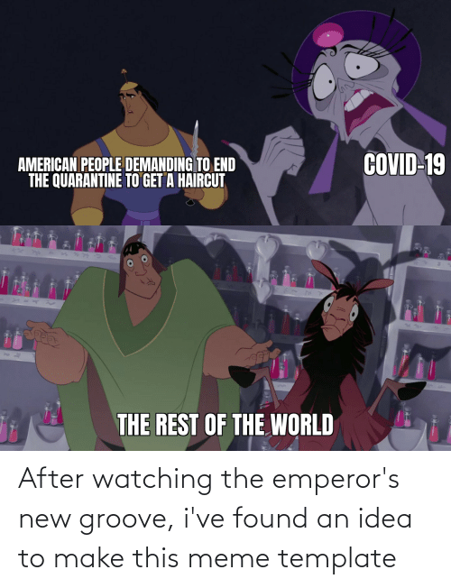 Emperor's New Groove Meme : emperor's, groove, Memes, About, Emperors, Groove