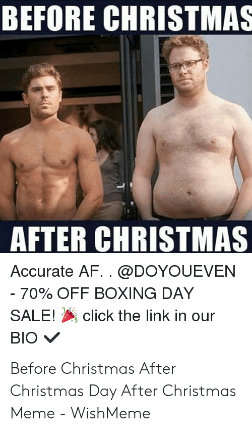 Day After Christmas Meme : after, christmas, Memes, About, After, Christmas