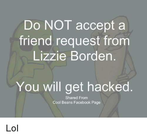 Funny Friend Request Facebook Memes
