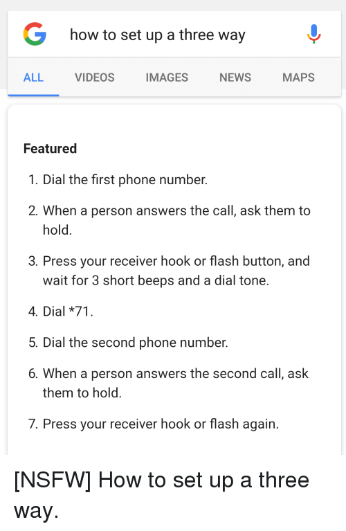 Funny Answers To Phone Calls : funny, answers, phone, calls, Three, VIDEOS, IMAGES, Featured, First, Phone, Number, Person, Answers, Press
