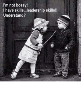 Image result for bossy woman meme