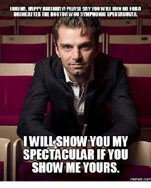 25 Best Memes About Doctor Who Happy Birthday Meme