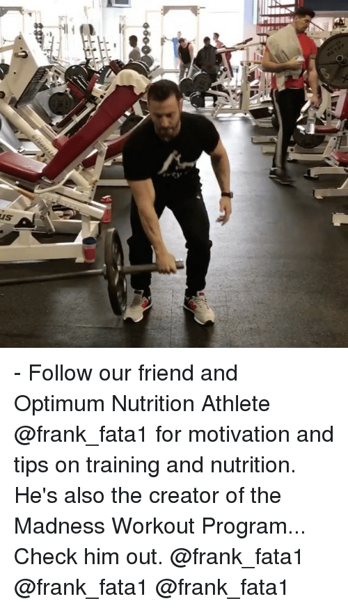 25 Best Memes About Optimum Nutrition Optimum Nutrition Memes