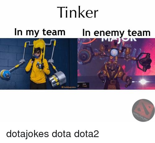 The Gallery For Gt Tinker Dota 2