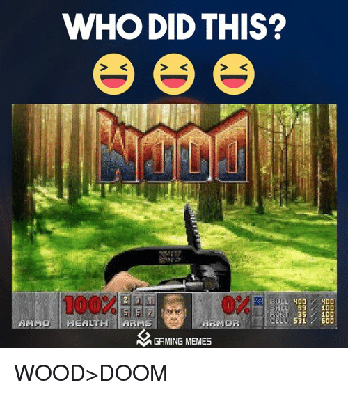Funny Doom Memes of 2017 on SIZZLE  Repeatingly