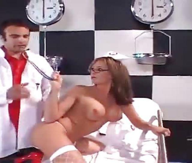 Male Doctor Fucks Nurse