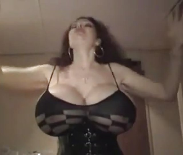 Milf With Gigantic Tits