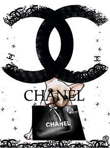 CHANEL シャネル ロゴ ココマーク[82705983] 完全無料畫像検索のプリ畫像 byGMO