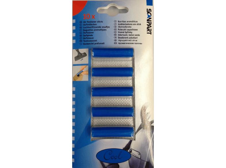 SCANPART Air Freshner Sticks Blue Cool - (2690040003)