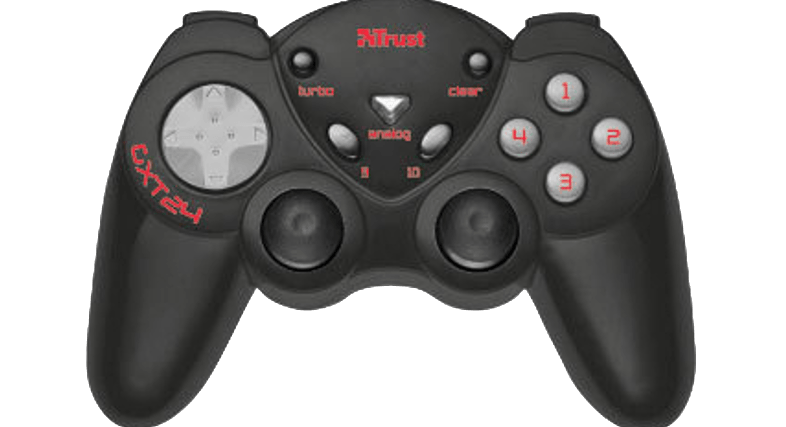 TRUST GXT 24 Compact Gamepad - (17416)