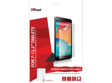 """TRUST Universal Screen Protector 2 pack for 7-12.2"""" tablets - (19940)"""
