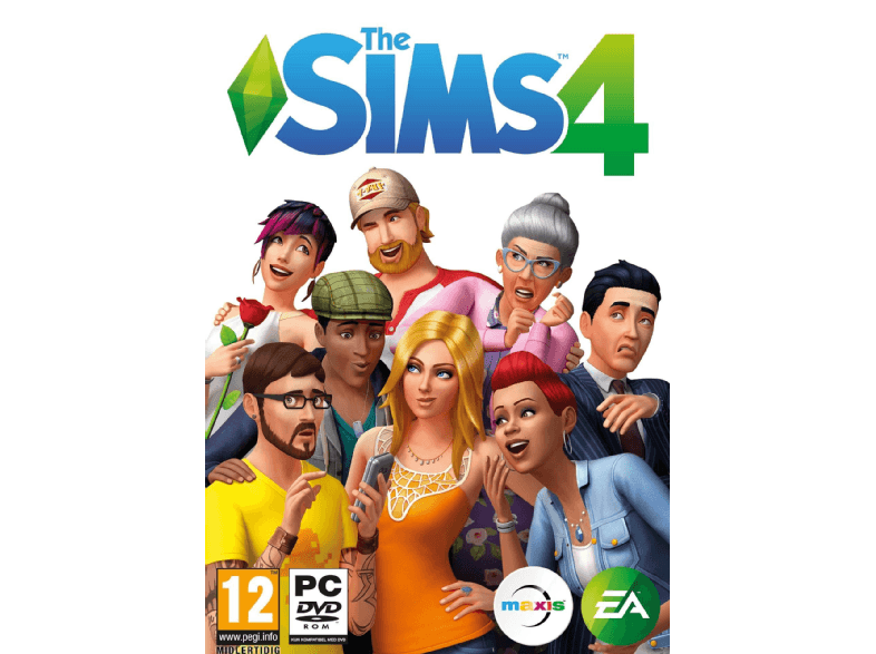 EA The Sims 4 (Standard Edition)