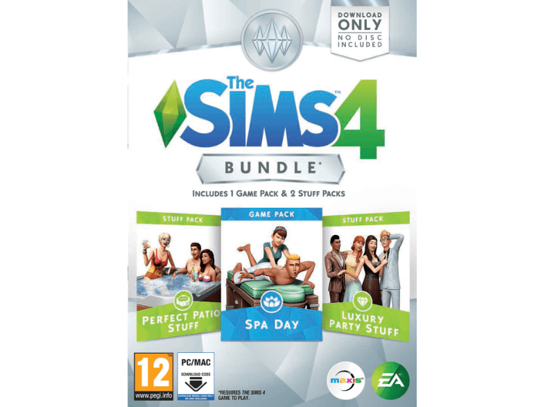 EA The Sims 4 Bundle pack