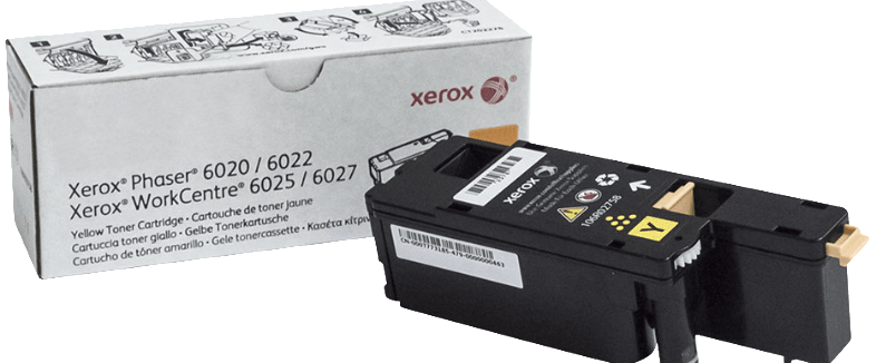 XEROX 106R02758 Yellow