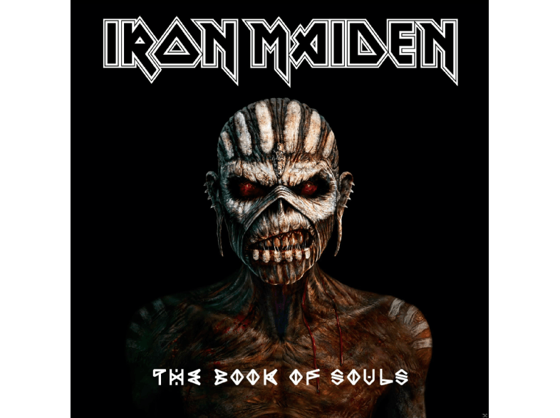 HEAVEN MUSIC The Book Of Souls (2cd Limited Deluxe Edition)