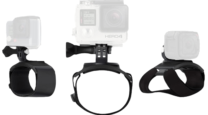 GOPRO The Strap (Hand + Wrist + Arm + Leg Mount) - (AHWBM-001)
