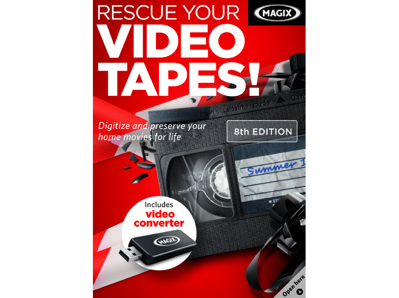 AMY Magix Rescue Your Videotapes!