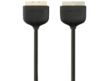 BELKIN Cable Scart M/M 2 m Black Gold-Plated - (F3Y047bt2M)