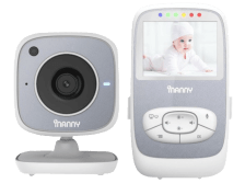 TELCO Baby Monitor με βίντεο (Wifi) iNanny NM288 με οθόνη 2,4'' - (23.317)