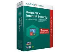 KASPERSKY Kaspersky Internet Security Multi-device (3 άδειες χρήσης - 1 έτος)