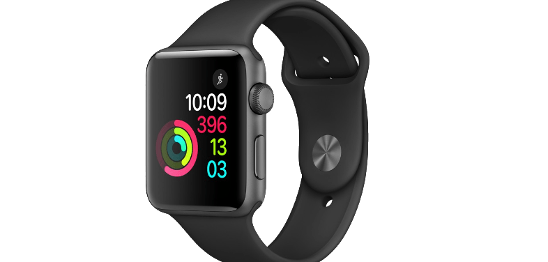 APPLE Watch Series 2 42mm Space Grey - (MP062GK/A)
