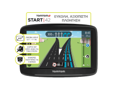 TOM-TOM Start 42 EU - (1AA4.002.03)