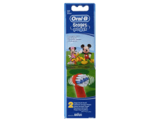 ORAL B Kids Stages Power – Σετ 2 τμχ.