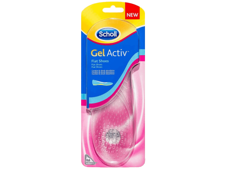 SCHOLL Foot Care Sport Woman Flat shoes