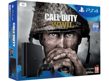 SONY PS4 1 TB E Chassis Call of Duty: WWII Bundle