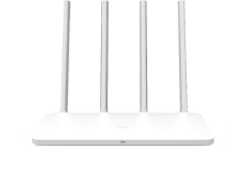 XIAOMI Mi Router 3 (White) EU adapter