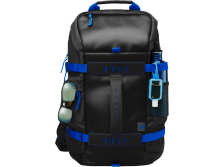 HP Backpack Odyssey 15.6 Black/ Blue (Y5Y50AA)