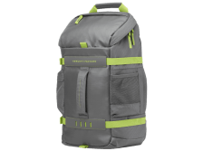 HP Backpack Odyssey 15.6 Grey/ Green (L8J89AA)