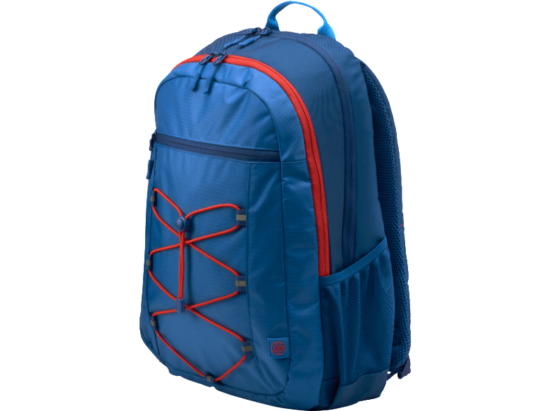 HP Backpack Active 15.6 Blue/ Red (1MR61A)
