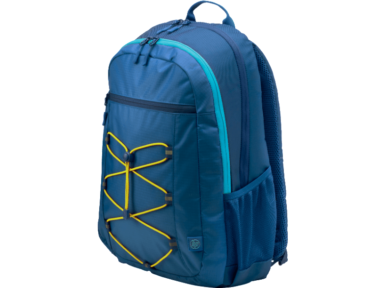 HP Backpack Active 15.6 Blue/ Yellow (1LU24A)