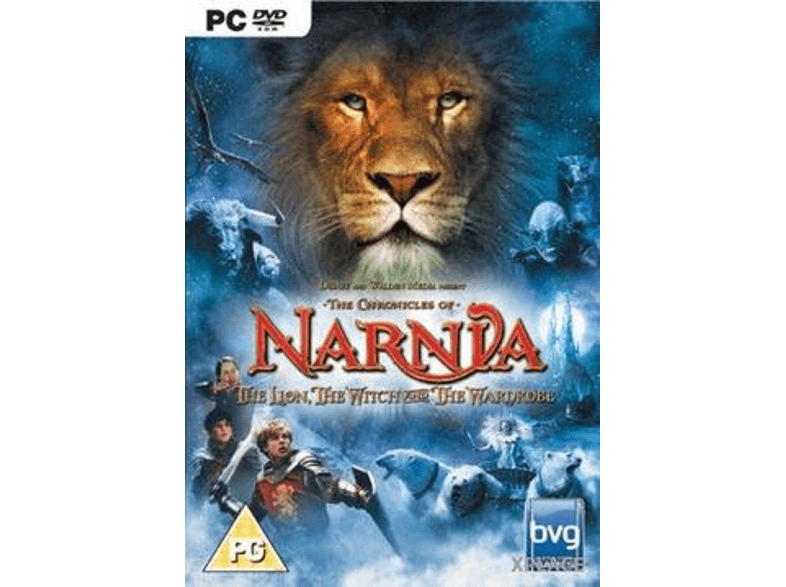 DISNEY SW The Chronicles of Narnia: The Lion, the Witch and Wardrobe
