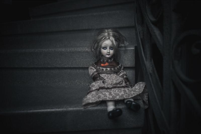 Ужасающая Одержимая Кукла Наташа - убийца.