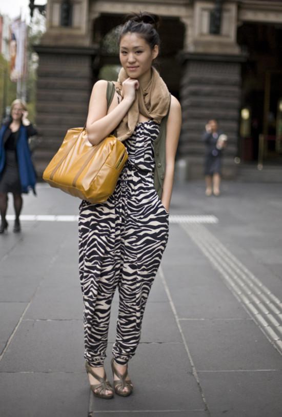 Priscilla Melbourne Street Fashion Street Peeper