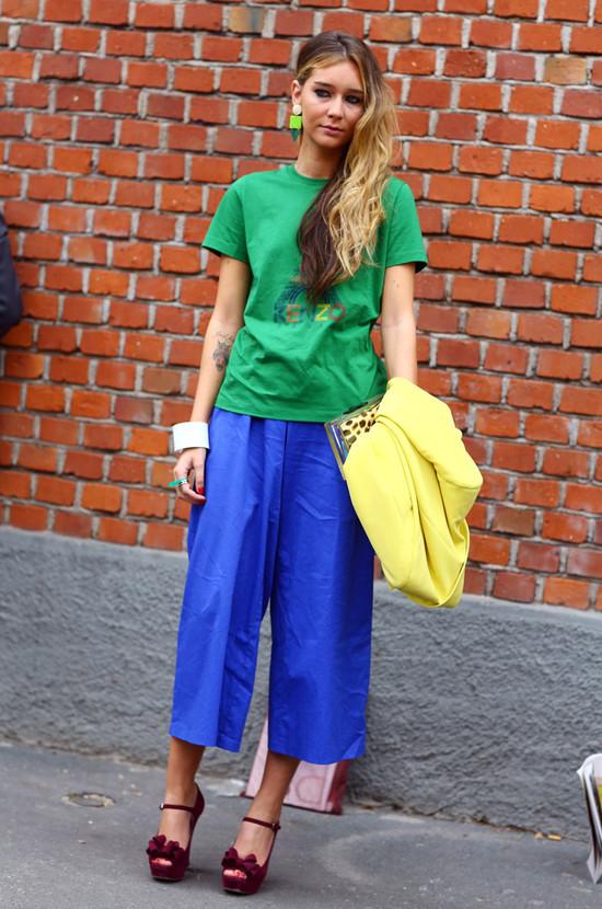 Green Kenzo T-Shirt
