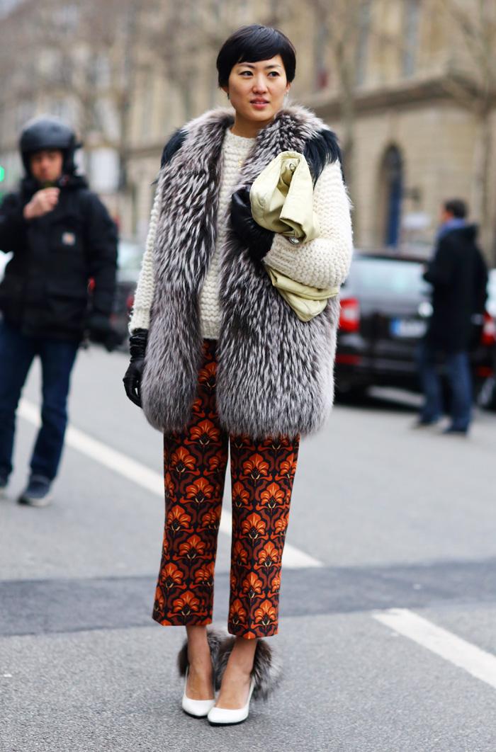 Shizue Vogue Japan Street Fashion Street Peeper