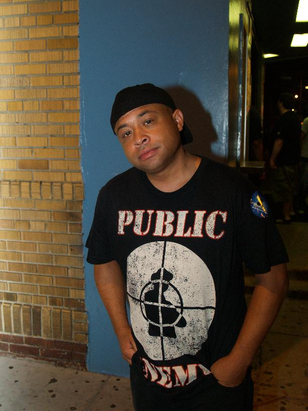 Have you thought about Prime one of Rap City Host aka Hans